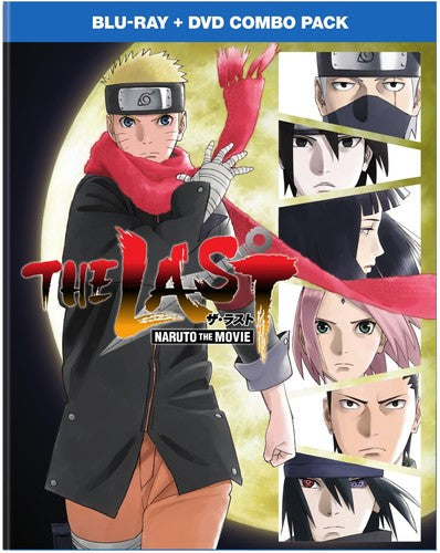 LAST: NARUTO THE MOVIE - LAST: NARUTO THE MOVIE