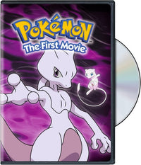 POKEMON THE MOVIE 1: MEWTWO STRIKES BACK - POKEMON THE MOVIE 1: MEWTWO STRIKES BACK