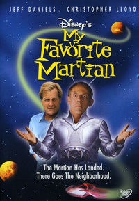 MY FAVORITE MARTIAN (1999) - MY FAVORITE MARTIAN (1999) (DVD)