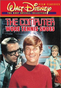 COMPUTER WORE TENNIS SHOES - COMPUTER WORE TENNIS SHOES - Video DVD