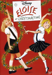 MOVIE DVD - ELOISE AT CHRISTMASTIME (DVD) - Video DVD