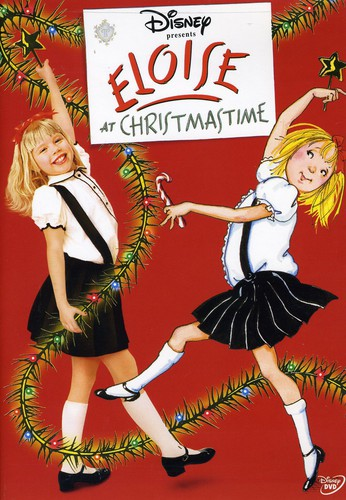 MOVIE DVD - ELOISE AT CHRISTMASTIME (DVD)