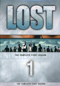 LOST: COMPLETE FIRST SEASON - LOST: COMPLETE FIRST SEASON (DVD)