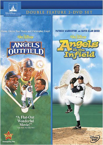 ANGELS IN THE OUTFIELD & ANGELS IN THE I - ANGELS IN THE OUTFIELD & ANGELS IN THE I (DVD) - Video DVD