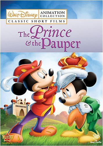 DISNEY ANIMATION COLLECTION 3: PRINCE & - DISNEY ANIMATION COLLECTION 3: PRINCE & (DVD) - Video DVD