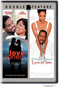 LOVE JONES & THIN LINE BETWEEN LOVE & HA - LOVE JONES & THIN LINE BETWEEN LOVE & HA (DVD)