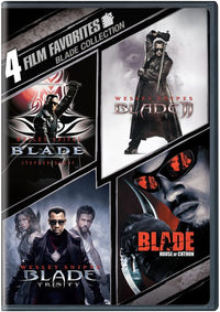 4 FILM FAVORITES: BLADE COLLECTION - 4 FILM FAVORITES: BLADE COLLECTION (DVD)