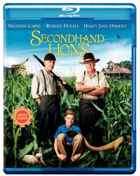 SECONDHAND LIONS - SECONDHAND LIONS (Blu Ray)