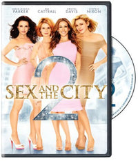 SEX & THE CITY 2 - SEX & THE CITY 2 (DVD)