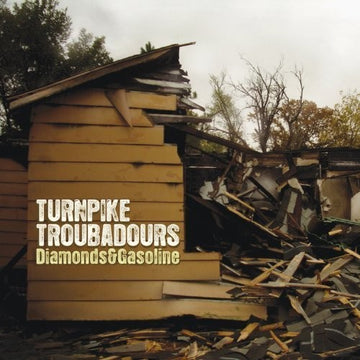 TURNPIKE TROUBADOURS - DIAMONDS & GASOLINE (Vinyl LP)