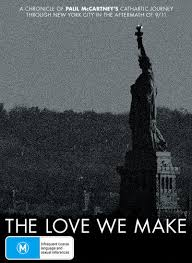 MCCARTNEY, PAUL - LOVE WE MAKE (DVD)