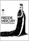 FREDDIE MERCURY - THE GREAT PRETENDER - Video DVD