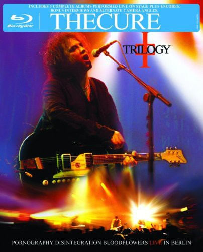 CURE - TRILOGY - Video BluRay