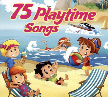 VARIOUS - 75 PLAYTIME SONGS / VAR (CD)