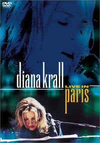DIANA KRALL - LIVE IN PARIS - CD New