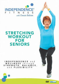 INDEPENDENCE FITNESS: STRETCHING WORKOUT - INDEPENDENCE FITNESS: STRETCHING WORKOUT - Video DVD