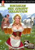 BAVARIAN SEX COMEDY COLLECTION: 4 MOVIES - BAVARIAN SEX COMEDY COLLECTION: 4 MOVIES (DVD)