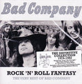BAD COMPANY - ROCK N ROLL FANTASY: THE VERY BEST OF BA