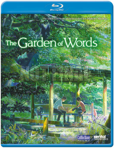 GARDEN OF WORDS - GARDEN OF WORDS (Blu Ray)