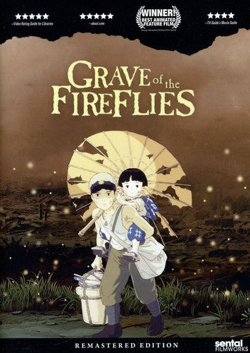 GRAVE OF THE FIREFLIES - GRAVE OF THE FIREFLIES - Video DVD