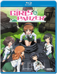 GIRLS UND PANZER OVA SPECIALS - GIRLS UND PANZER OVA SPECIALS (Blu Ray) - Video BluRay