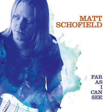 MATT SCHOFIELD - FAR AS I CAN SEE - CD New