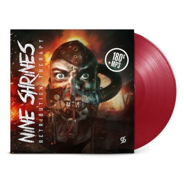 NINE SHRINES - RETRIBUTION THERAPY - Vinyl New