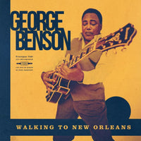 GEORGE BENSON - WALKING TO NEW ORLEANS - CD New