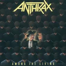 ANTHRAX - AMONG THE LIVING - CD New