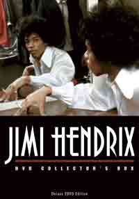 HENDRIX, JIMI - DVD COLLECTORS BOX (DVD)