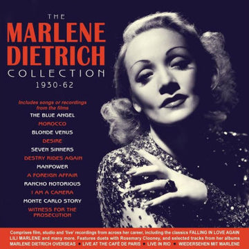 DIETRICH, MARLENE - MARLENE DIETRICH COLLECTION (CD) - CD New