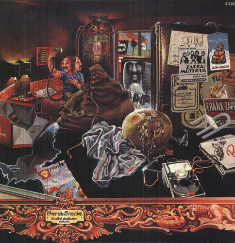 ZAPPA, FRANK - OVER - NITE SENSATION (Vinyl LP)