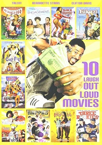 10 LAUGH OUT LOUD MOVIES - 10 LAUGH OUT LOUD MOVIES - Video DVD