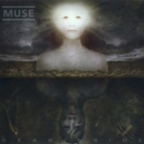 MUSE - DEAD INSIDE / PSYCHO - CD New Single