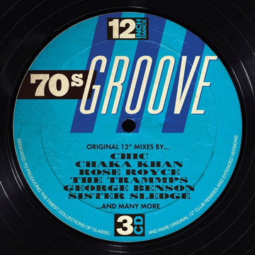 12 INCH DANCE: 70S GROOVE / VARIOUS - 12 INCH DANCE: 70S GROOVE / VARIOUS - CD New