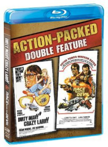 DIRTY MARY CRAZY LARRY & RACE WITH THE D - DIRTY MARY CRAZY LARRY & RACE WITH THE D - Video BluRay