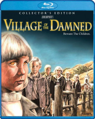 VILLAGE OF THE DAMNED - VILLAGE OF THE DAMNED (Blu Ray)