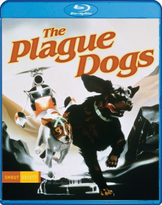 PLAGUE DOGS - PLAGUE DOGS - Video BluRay