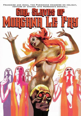 GIRL SLAVES OF MORGANA LA FAY (DVD) - Video DVD