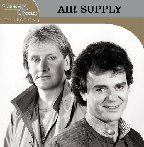 AIR SUPPLY - PLATINUM & GOLD COLLECTION - CD New