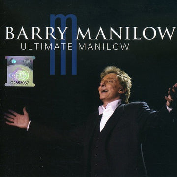BARRY MANILOW - ULTIMATE MANILOW - CD New