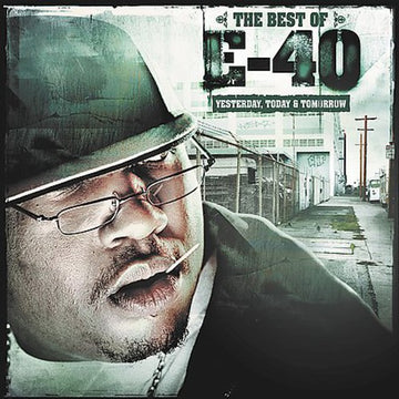 E-40 - BEST OF YESTERDAY TODAY & TOMORROW - CD New