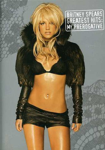 BRITNEY SPEARS - GREATEST HITS: MY PREROGATIVE - Video DVD