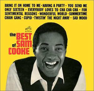 COOKE, SAM - BEST OF SAM COOKE (CD) - CD New