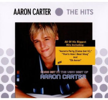 AARON CARTER - COME GET IT: THE VERY BEST OF - CD New