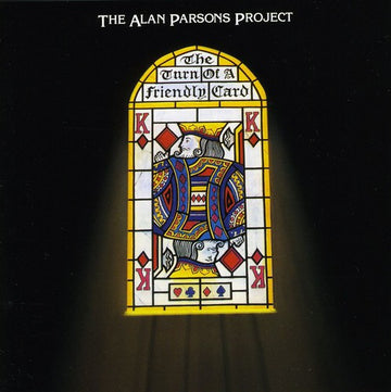 ALAN PARSONS - TURN OF A FRIENDLY CARD - CD New