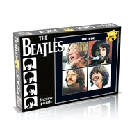 BEATLES, THE - LET IT BE (1000 PIECE JIGSAW PUZZLE)