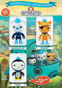 OCTONAUTS SEASON 1 W/FIGURINES - OCTONAUTS SEASON 1 W/FIGURINES (DVD)