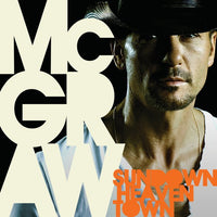 MCGRAW, TIM - SUNDOWN HEAVEN TOWN (CD) - CD New