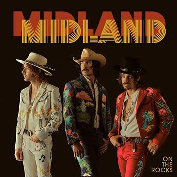 MIDLAND - ON THE ROCKS (CD) - CD New